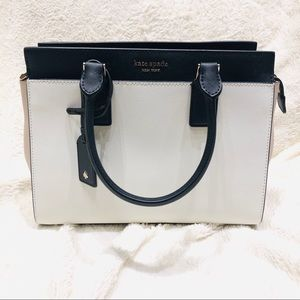 Kate Spade Cameron Medium Leather Satchel